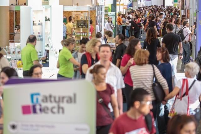 Começa esta semana a feira BioBrazil Fair/NaturalTech