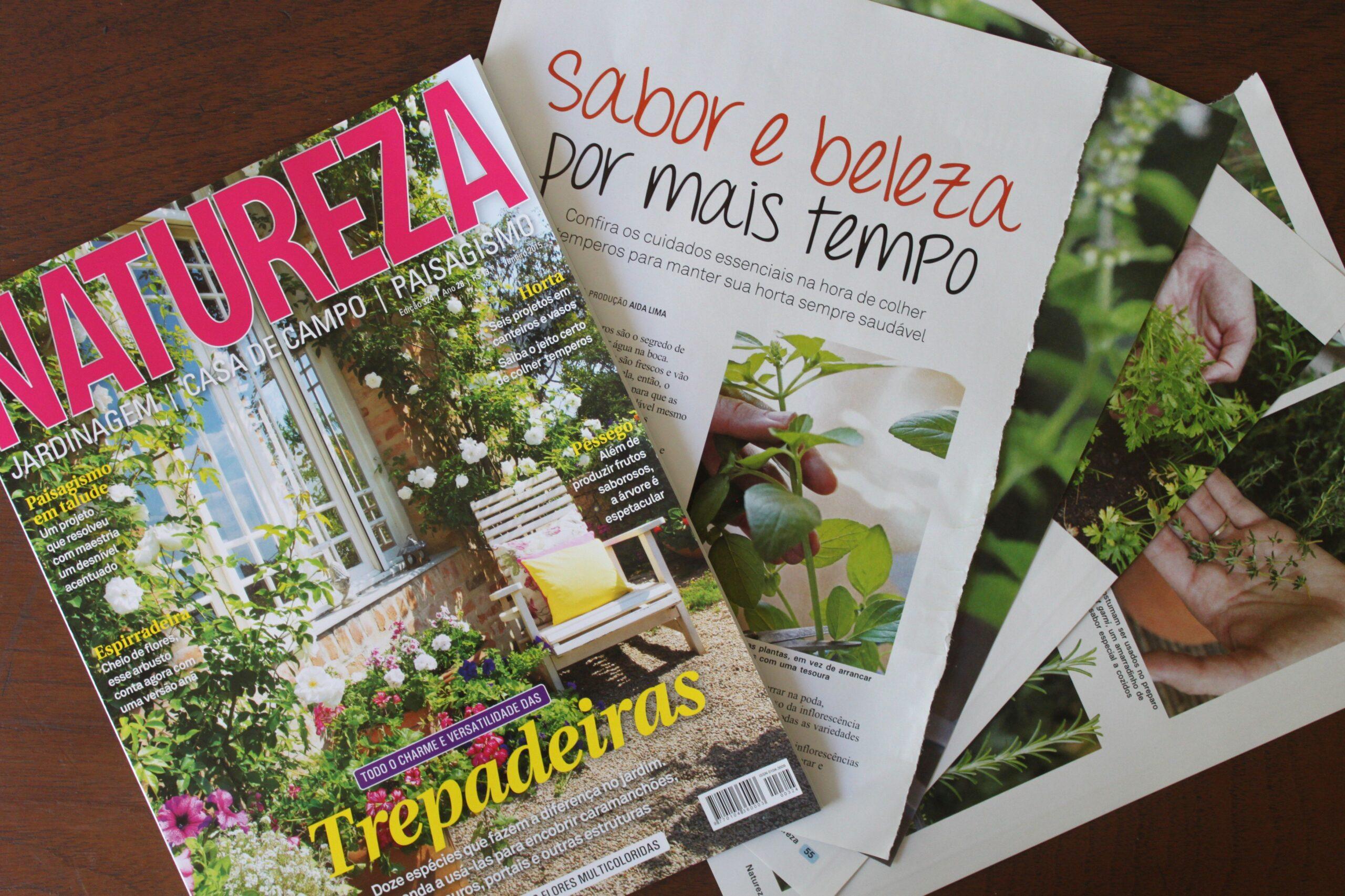 Dica de Leitura: Sabor na Mídia em Janeiro